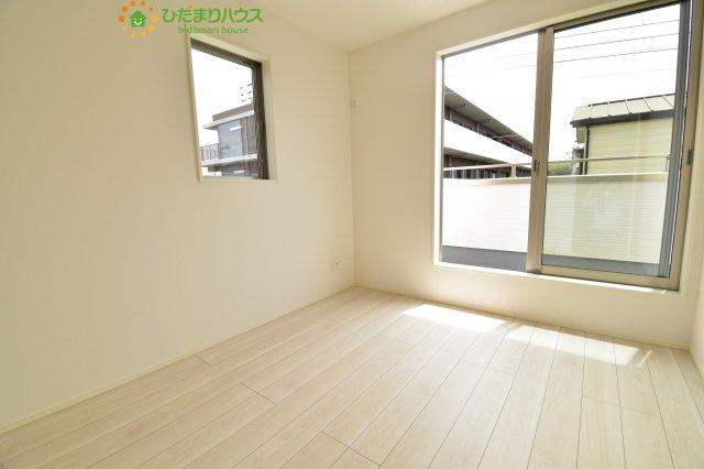 【洋室】西区土屋 3期 新築一戸建て グラファーレ 09