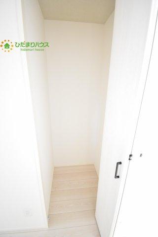 【収納】西区土屋 3期 新築一戸建て グラファーレ 09