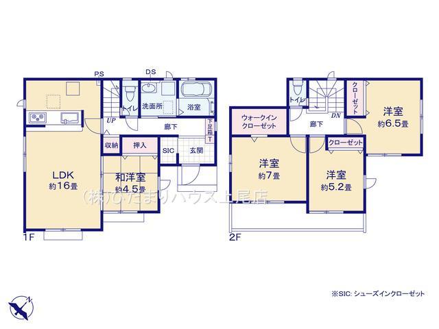 西区土屋 3期 新築一戸建て グラファーレ 09