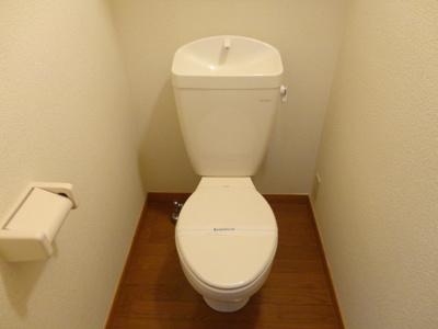 【トイレ】レオパレス松井
