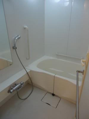 【浴室】ライオンズガーデンテラス東向島