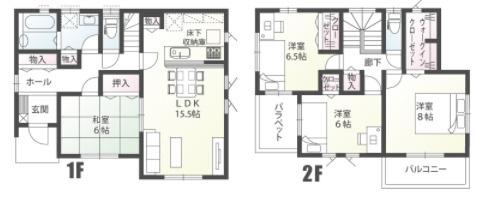 B号棟 本日、建物内覧できます。住ムパルまでお電話下さい!
