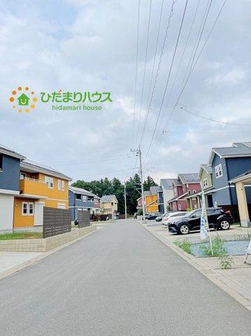 現在開発中の新しい住宅地です!(*^-^*)