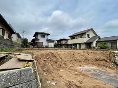 【外観】リーブルガーデン福岡県宗像市自由ヶ丘西町4-6