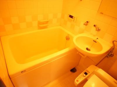 【浴室】明石ヤングパレス
