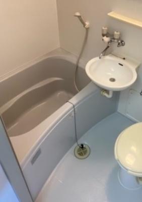 【浴室】マリエメゾン駒沢