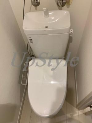 【トイレ】ブロッサムテラス王子
