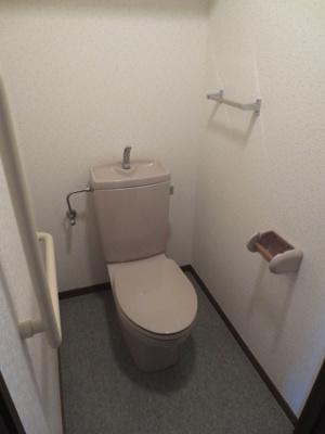 【トイレ】クレールメゾン鷺沼