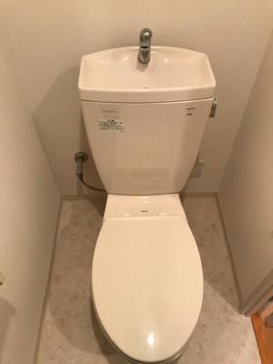 【トイレ】ラブールミノワ