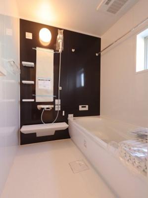 日々の疲れを癒すお風呂です 三郷新築ナビで検索