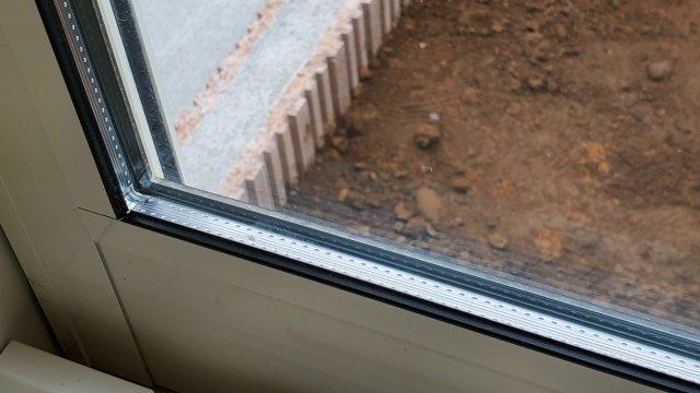 複層ガラスです 三郷新築ナビで検索