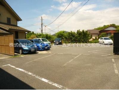 【駐車場】コーポ2