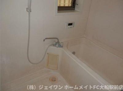 【浴室】コーポ2