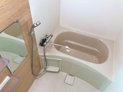 新品の浴室です♪