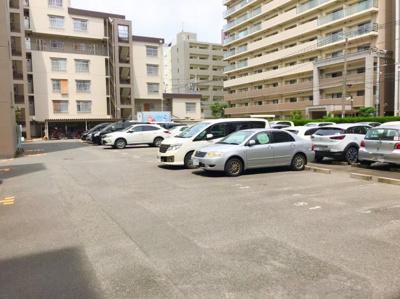 駐車場です♪