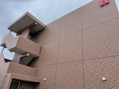 鉄筋コンクリートならではの重厚感のある造り