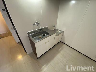 【キッチン】リファインドビル下通