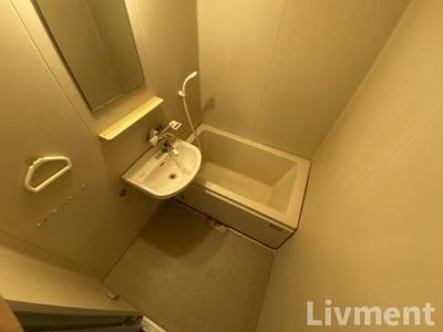 【浴室】リファインドビル下通