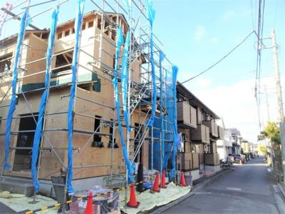 【区画図】新築 京王相模原線 横浜線 橋本駅 緑区二本松