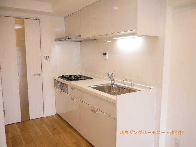【キッチン】メゾンゴールドマンション