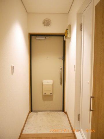 【玄関】パールマンション東十条