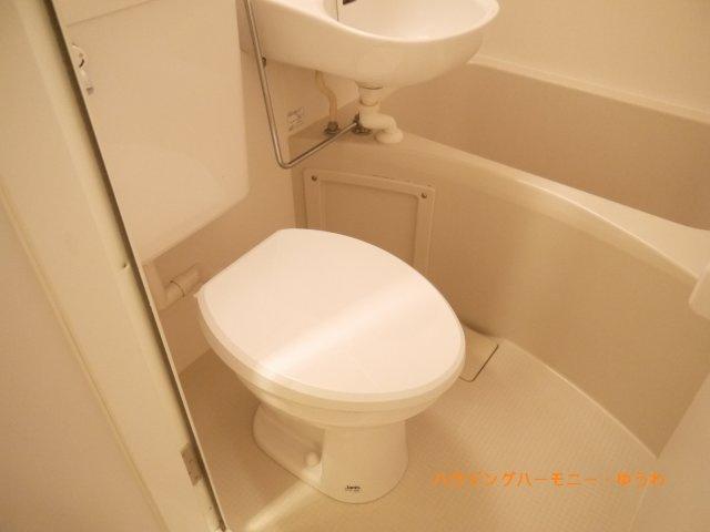 【トイレ】パールマンション東十条