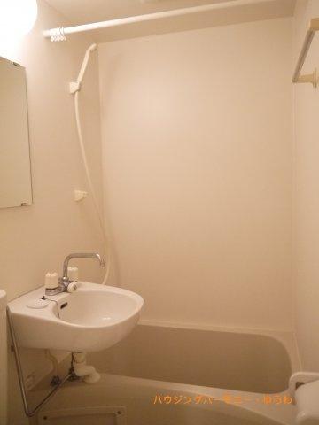 【浴室】パールマンション東十条