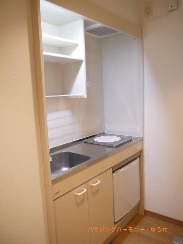 【キッチン】パールマンション東十条