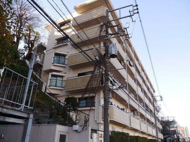 【外観】パールマンション東十条