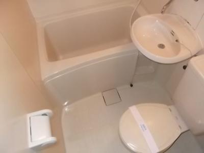 【浴室】京都市中京区の駅近一棟収益物件!