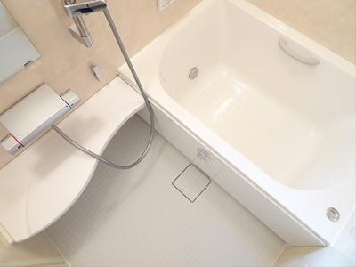 【浴室】【トータル40㎡超え】大型1K♪
