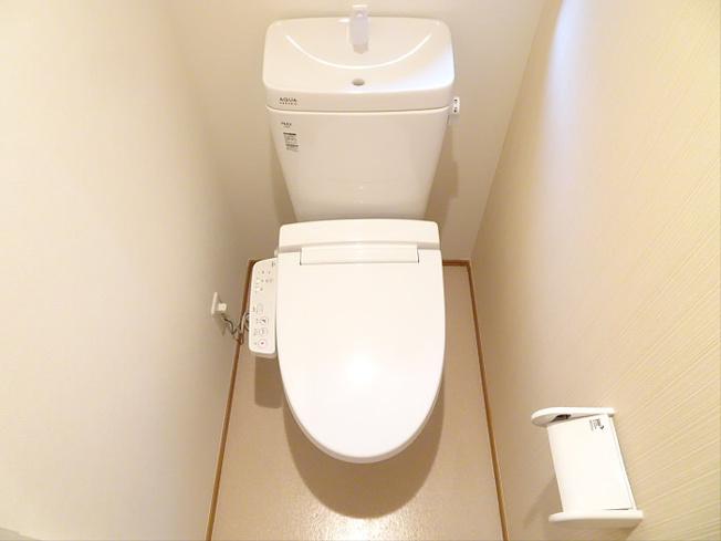 【トイレ】【トータル40㎡超え】大型1K♪