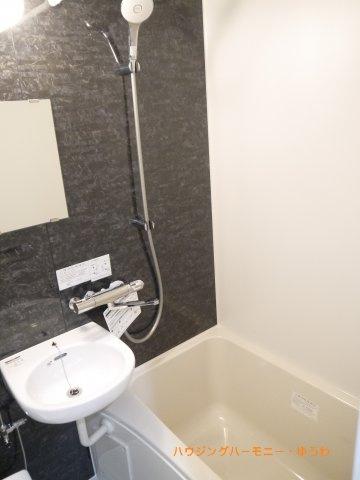 【浴室】ホーユウコンフォルト飛鳥山東
