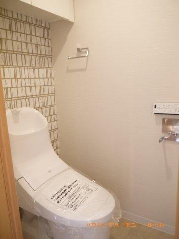 【トイレ】東武上板橋サンライトマンションH棟