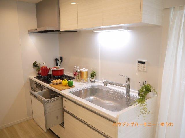 【キッチン】東武上板橋サンライトマンションH棟