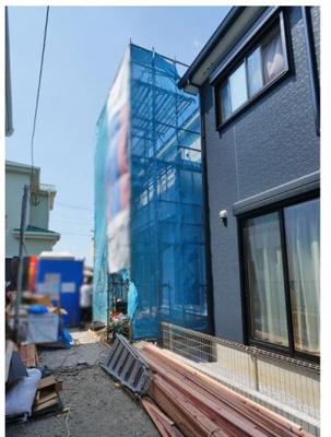 【外観】茅ヶ崎市浜之郷 新築戸建