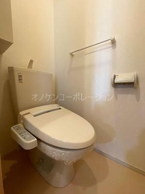 【トイレ】プチネージュ