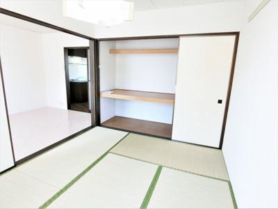 【和室】ハイツ・サンガーデン