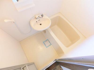 【浴室】ハイツ・サンガーデン