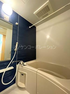 【浴室】ブリズコリーヌ