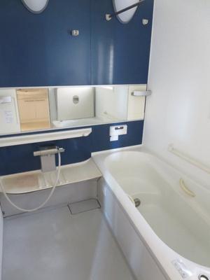 【浴室】明石東山町戸建