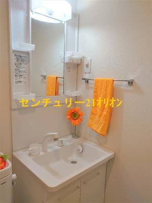【洗面所】アルデア鷺宮(サギノミヤ)-2F