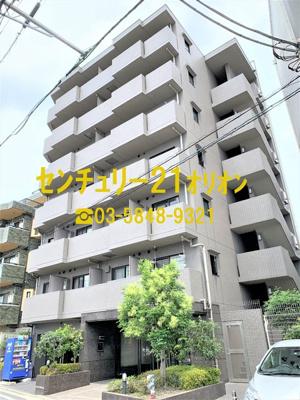 【外観】ルーブル鷺宮六番館(サギノミヤロクバンカン)