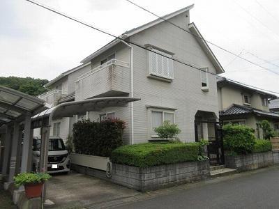 【外観】鳥取市北園2丁目 中古戸建て