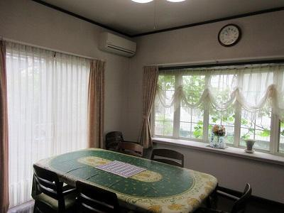 【居間・リビング】鳥取市北園2丁目 中古戸建て