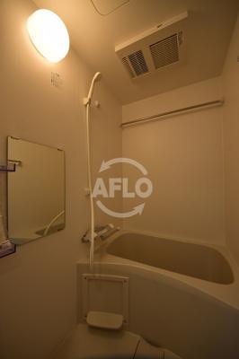 グランパシフィック塩草公園 浴室換気乾燥暖房機付バスルーム