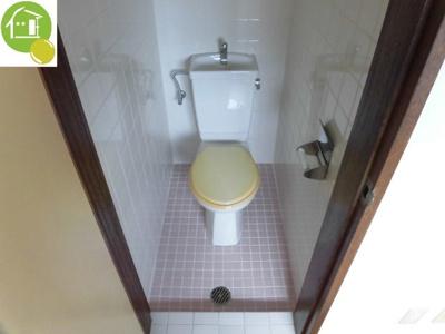 【トイレ】パステルマンション大城