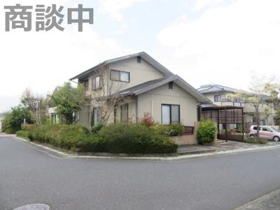 【外観】鳥取市若葉台南2丁目 中古戸建て