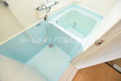 【浴室】ラ・フォーレつるみ