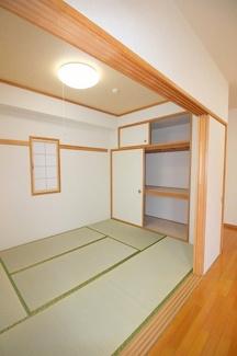 和室の醸し出す空間は、不思議と心がおちつきます。